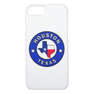 Caja del teléfono de Houston Tejas Funda iPhone 7