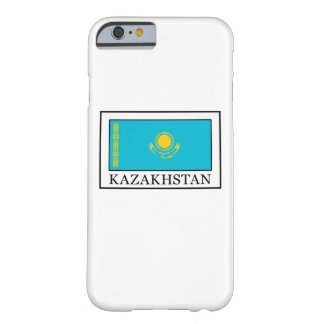 Caja del teléfono de Kazajistán Funda Barely There iPhone 6