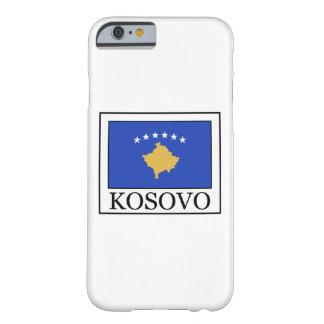 Caja del teléfono de Kosovo Funda De iPhone 6 Barely There