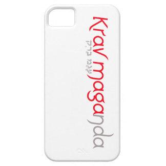 Caja del teléfono de Krav Maganda iPhone 5 Fundas
