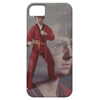 Caja del teléfono de Kyle del karate iPhone 5 Carcasa