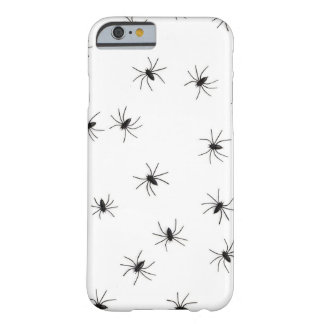 Caja del teléfono de la araña funda de iPhone 6 barely there