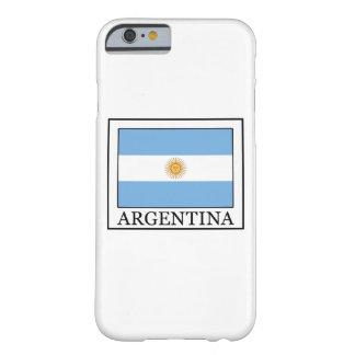 Caja del teléfono de la Argentina Funda Barely There iPhone 6