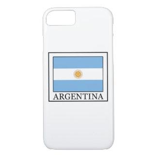Caja del teléfono de la Argentina Funda iPhone 7