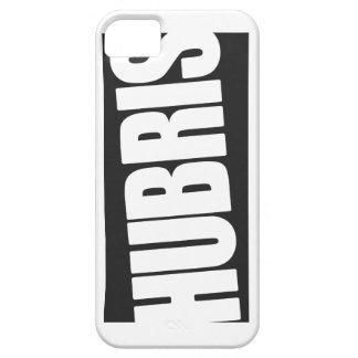 Caja del teléfono de la arrogancia iPhone 5 protectores