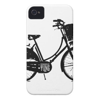 Caja del teléfono de la bicicleta iPhone 4 cárcasas