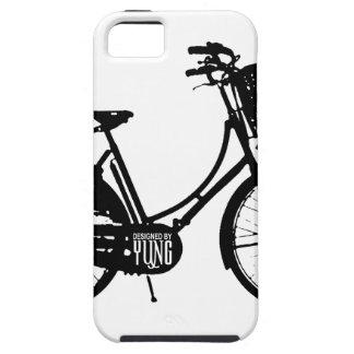 Caja del teléfono de la bicicleta iPhone 5 fundas