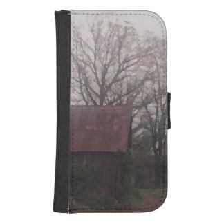 Caja del teléfono de la cartera de la granja del carteras para teléfono
