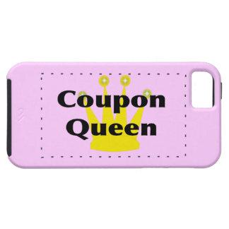Caja del teléfono de la casamata de la reina de la iPhone 5 carcasas