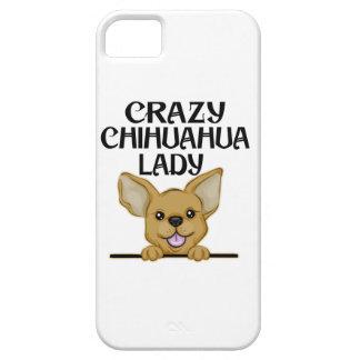 Caja del teléfono de la chihuahua iPhone 5 fundas