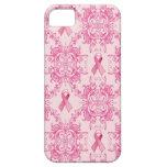 Caja del teléfono de la conciencia I del cáncer de iPhone 5 Cárcasa
