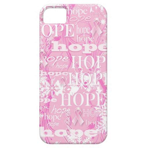 Caja del teléfono de la conciencia I del cáncer de Funda Para iPhone SE/5/5s