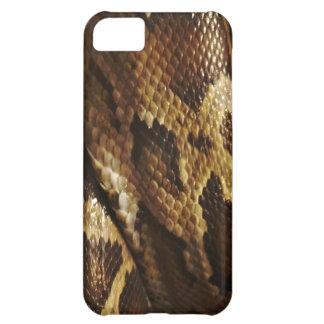 Caja del teléfono de la fauna de la serpiente del  funda para iPhone 5C
