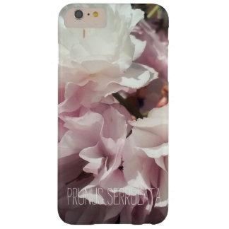 Caja del teléfono de la flor de cerezo funda barely there iPhone 6 plus