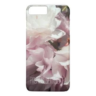 Caja del teléfono de la flor de cerezo funda iPhone 7 plus