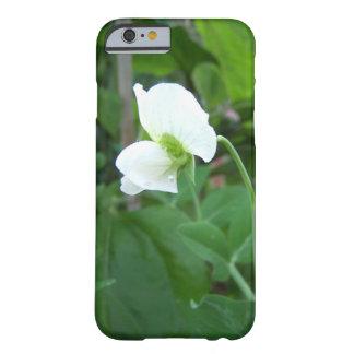 Caja del teléfono de la flor del guisante funda para iPhone 6 barely there