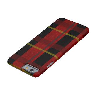 Caja del teléfono de la franela funda barely there iPhone 6
