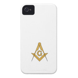 Caja del teléfono de la Freemason-baya de Blackber iPhone 4 Cárcasa
