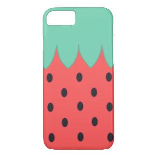 Caja del teléfono de la fresa funda iPhone 7