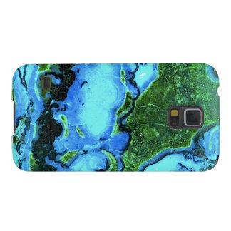 """""""Caja del teléfono de la galaxia de Samsung de la  Carcasas De Galaxy S5"""