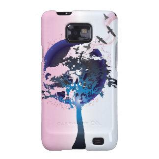 Caja del teléfono de la galaxia s2 de Samsung del  Galaxy S2 Fundas