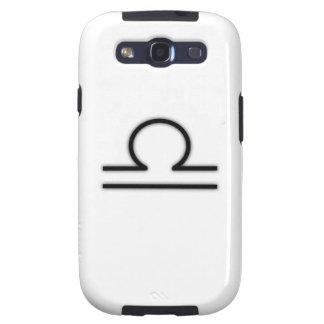 Caja del teléfono de la galaxia S3 del libra Samsung Galaxy S3 Fundas