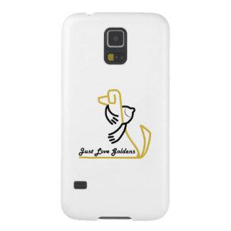 Caja del teléfono de la galaxia S5 de Samsung del Carcasa Para Galaxy S5