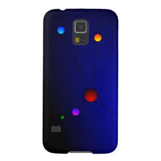 Caja del teléfono de la galaxia S5 de Samsung del Funda Galaxy S5