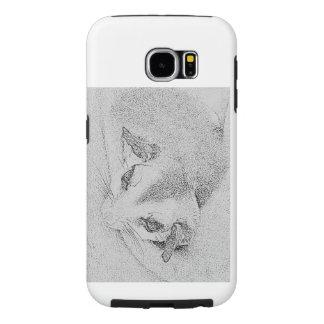 Caja del teléfono de la galaxia S6 del planeador Funda Samsung Galaxy S6