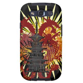 Caja del teléfono de la galaxia S de Samsung del t Galaxy S3 Protector