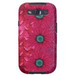 Caja del teléfono de la galaxia S de Samsung Galaxy S3 Protector