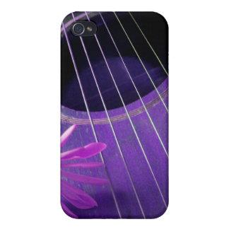Caja del teléfono de la guitarra iPhone 4 carcasas