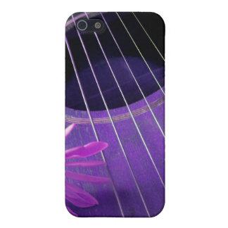 Caja del teléfono de la guitarra iPhone 5 fundas