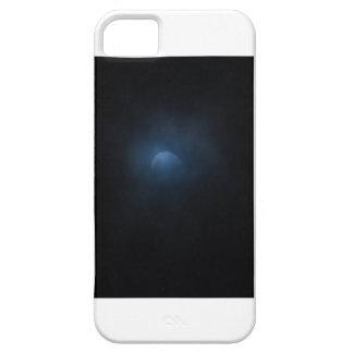 Caja del teléfono de la luna funda para iPhone SE/5/5s