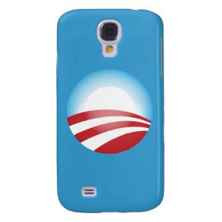 Caja del teléfono de la mota de Obama