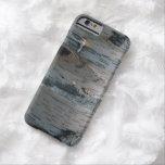 Caja del teléfono de la naturaleza del árbol de funda de iPhone 6 barely there