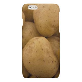 caja del teléfono de la patata del iphone