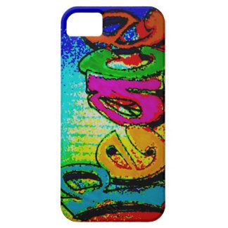 Caja del teléfono de la PAZ iPhone 5 Case-Mate Carcasas