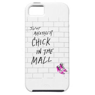 Caja del teléfono de la roca y de la tienda funda para iPhone SE/5/5s