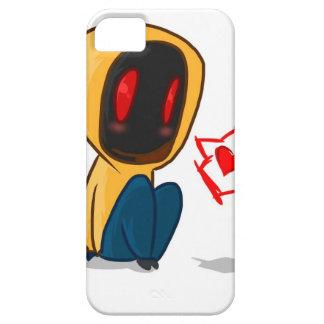 Caja del teléfono de la sudadera con capucha funda para iPhone SE/5/5s