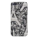 Caja del teléfono de la torre Eiffel I iPhone 5 Cárcasa