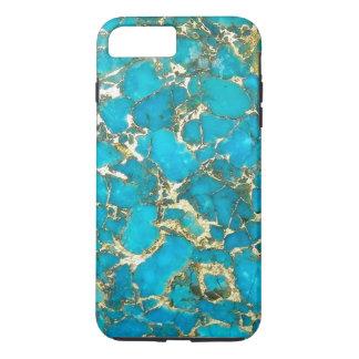 """Caja del teléfono de la turquesa "" Funda iPhone 7 Plus"