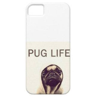 Caja del teléfono de la vida del barro amasado por iPhone 5 protector