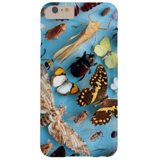 Caja del teléfono de la vida del insecto funda para iPhone 6 plus barely there