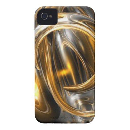 Caja del teléfono de la zarzamora del efecto que Case-Mate iPhone 4 carcasa