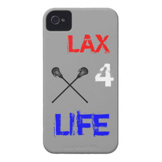 Caja del teléfono de LaCrosse iPhone 4 Case-Mate Carcasas