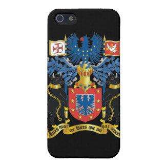 Caja del teléfono de las islas de Azores - Azores iPhone 5 Fundas