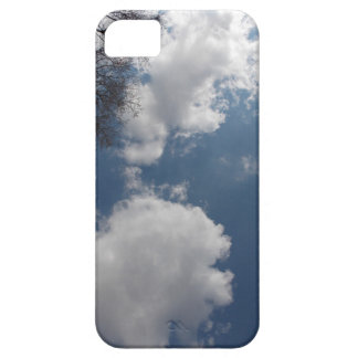caja del teléfono de las nubes del bonito iPhone 5 carcasa