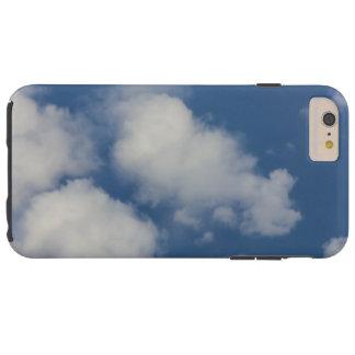 Caja del teléfono de las nubes funda para iPhone 6 plus tough
