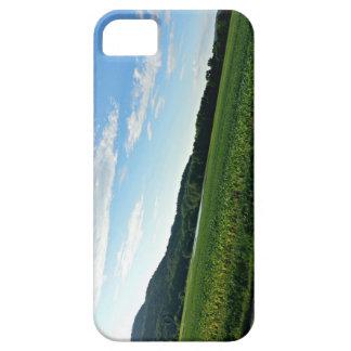 Caja del teléfono de las tierras de labrantío de iPhone 5 Case-Mate protectores